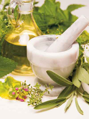 Herbally Fresh - Kitchen: Herbs drizzles, spreads and marinades.