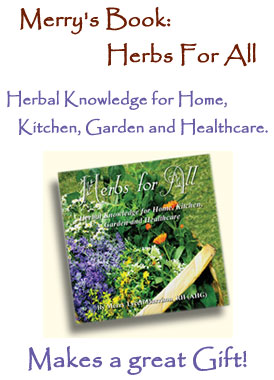 Merrys book, Herbs for All